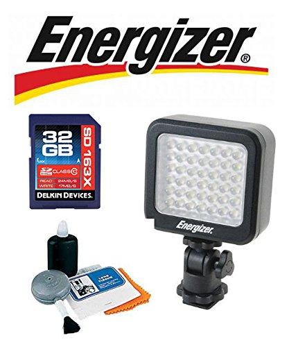 Energizer ENL-25K Digital Pro 42-Bulb LED Light Starter Kit