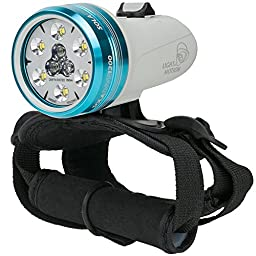 Light & Motion SOLA Dive 1200 S/F White Underwater Light