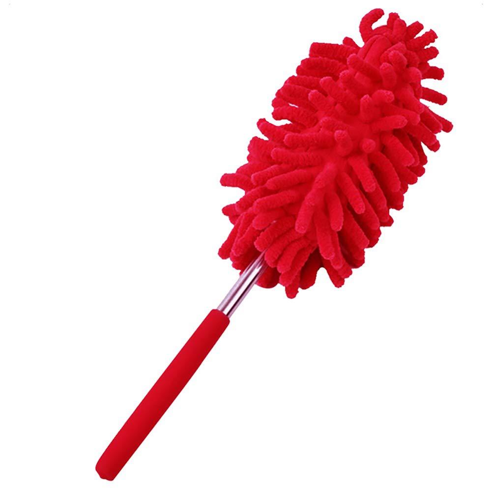 1 x allungabile polvere Shan Scaling Brush - Clean Duster auto lavaggio con mini Spolverino spazzola Blue Bestforever21