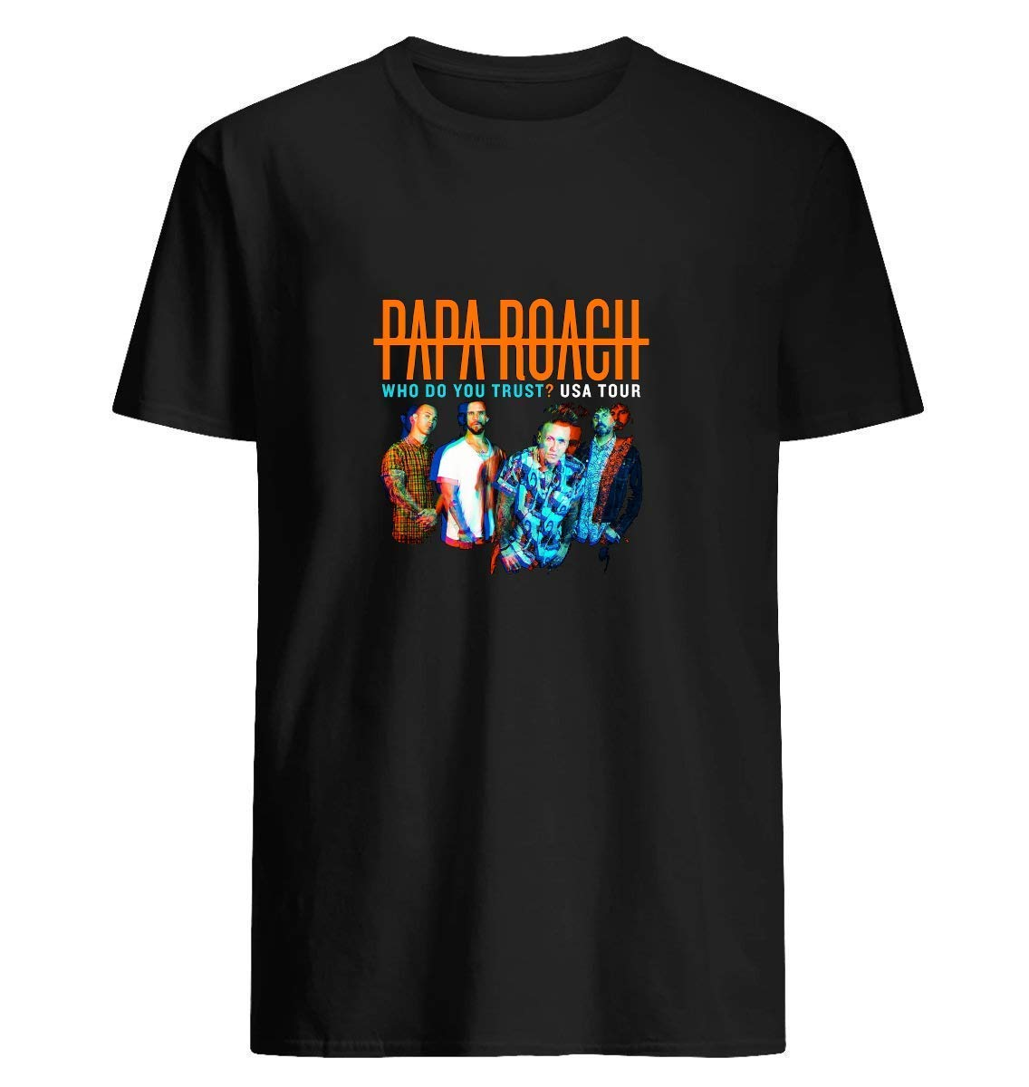 Papa Tour 2019 Subarja Durable T-shirts To Go To Movie Parties And The Whole Year