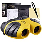 AGALORY Kids Binoculars, Binoculars for Kids Toys for 3-12 Years Old Boys Girls,Best Birthday Gifts for Toddler Kids Age 5-8