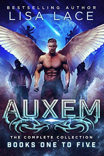 Auxem: The Complete Collection: A Science Fiction Alien Romance