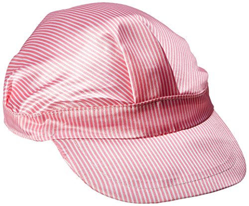Beistle 60716-P Pink Train Engineer Hat ()