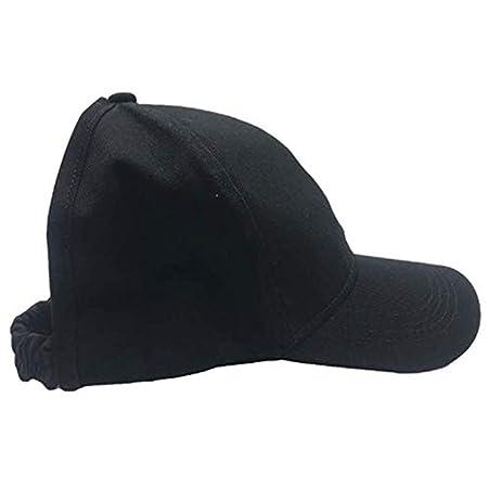 QVIVI Sombrero del Visera de Las Mujeres Medio vacío Superior ...