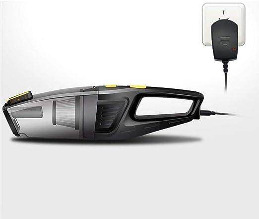 HL-TD Aspirador del Coche 120W 12V De Alta Potencia De Bajo Ruido Aspirador Handheld Portable Seco Y Húmedo Multifuncional: Amazon.es: Hogar