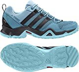 adidas outdoor Women's Terrex AX2R GTX Vapour Blue/Utility Black/Clear Aqua 6.5 B US