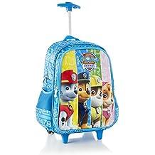 "Heys Nickelodeon Paw Patrol 16"" Travel Rolling Backpack With Shoulder Strap"