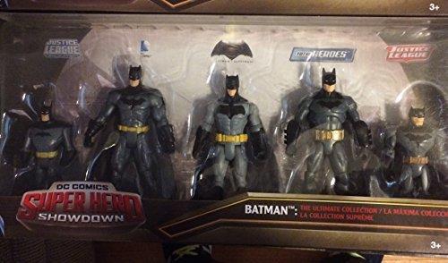 (DC Super Hero Showdown Batman : the ultimate collection)
