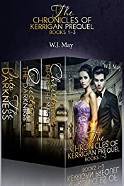 The Chronicles of Kerrigan Prequel Series Books #1-3: Paranormal Fantasy Romance