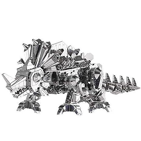 Superb Amazon Com 3D Metal Puzzle Toy Diy Dinosaur Dragon Peacock Uwap Interior Chair Design Uwaporg