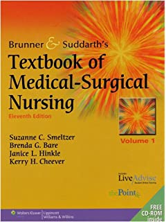 Brunner and suddarths textbook of medical surgical nursing text brunner and suddarths textbook of medical surgical nursing 2 volume fandeluxe Image collections