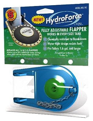 HFL190 HydroForce Premium Adjustable Flapper