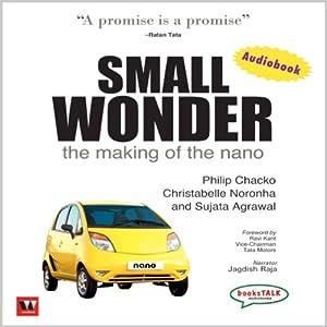 Small Wonder Audiobook