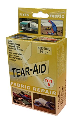 Tear-Aid Fabric Repair Kit Gold Type A