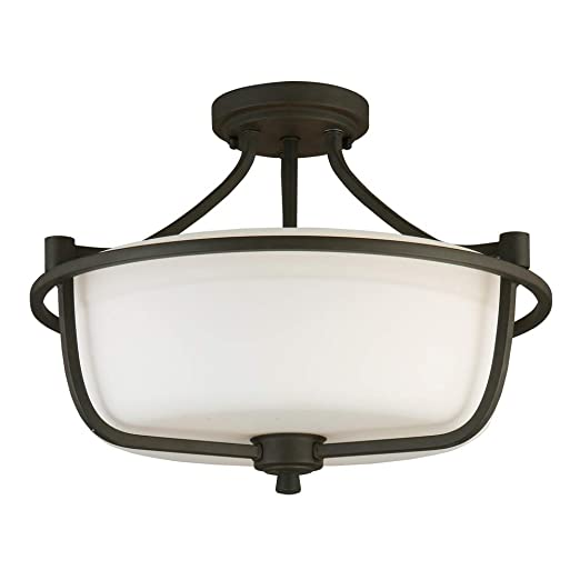 Amazon.com: Eglo Lighting 202789A Mayview - Lámpara de techo ...