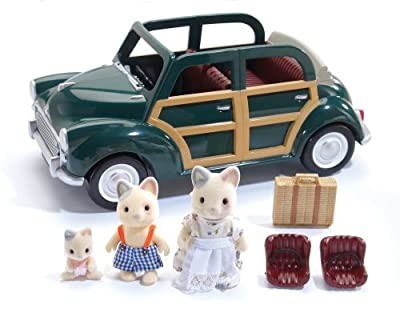 Calico Critters Convertible Coupe from Calico Critters