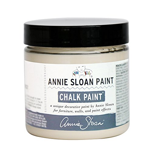 Chalk Paint (R) by Annie Sloan – Decorative Paint for Furniture, cabinets, Floors, Home Decor, and Accessories – Water-Based – Non-Toxic – Matte Finish (Project Pot - 4oz, Old Ochre) by Annie Sloan