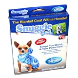 Snuggie® for Dogs Blanket Coat with a Hoodie in Tie Dye SIZE X SMALL (Dogs 5 – 10 LBS), My Pet Supplies