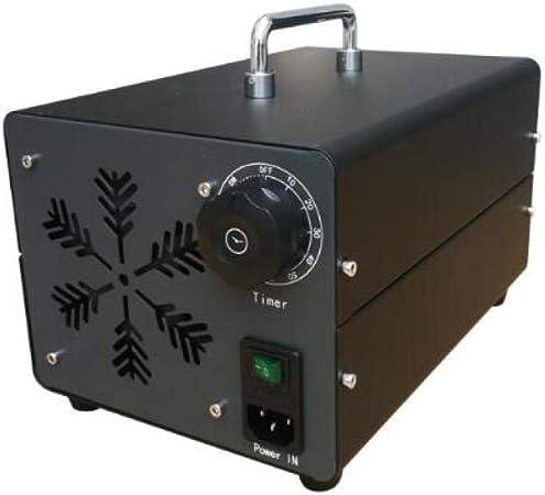 WUANNI Generador de ozono 40G / h Purificador de Aire de ozono Desinfección del hogar Dispositivo de ozono Ozonizador Esterilizador de prevención de Virus para el ...