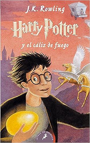 Harry Potter y el Cáliz de Fuego: Amazon.es: Rowling, J.K.: Libros