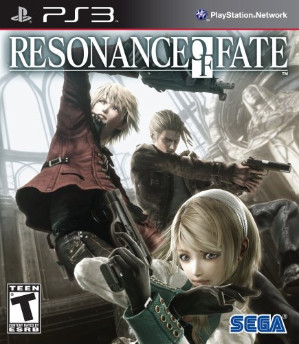 Price comparison product image Resonance of Fate - Playstation 3