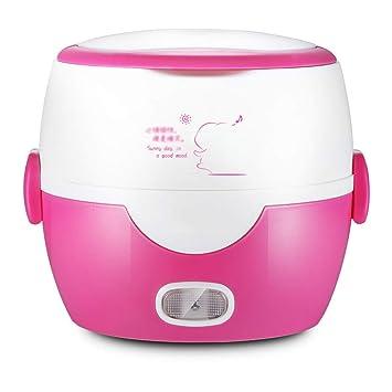 Fiambrera portátil eléctrica Bento termo contenedor de alimentos calentador 220 V