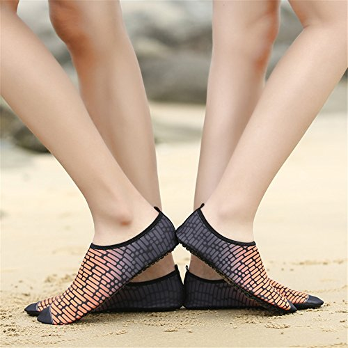 Scarpe danza Nuoto pelle morbida a da Yoga G di Amanti in immersione Nuoto Sandali Rafting Scarpe spiaggia GLSHI da Calzature piedi nudi wFaYqU