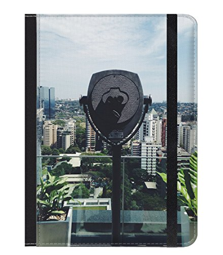 """caseable Kindle and Kindle Paperwhite Case with """"Sao Paolo Views"""" Design [will only fit Kindle Paperwhite (5th and 6th Generation), Kindle (5th Generation) and Kindle (7th Generation)]"""