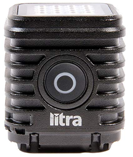 LitraTorch New 2.0 Waterproof Dimmable 16-LED Light for Smartphone, GoPro, DJI Drone,DSLR, Canon, Nikon, Camcorder and Action Cameras- Waterproof 60 ft w/On-Camera Hotshoe Mounting Solution by Litra (Image #2)