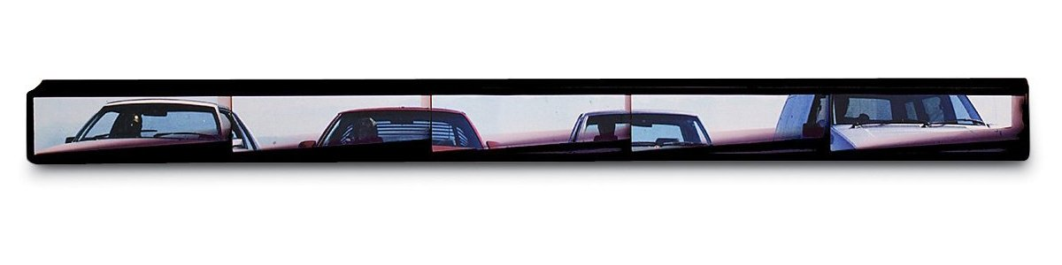 Rally Panoramic 5-Panel Rearview Mirror (91515) by Rally