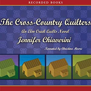 The Cross-Country Quilters Audiobook