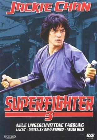 Jackie Chan Superfighter