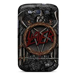 IanJoeyPatricia Samsung Galaxy S3 Excellent Hard Phone Cases Support Personal Customs Lifelike Slayer Pattern [RIW11208zJZa]