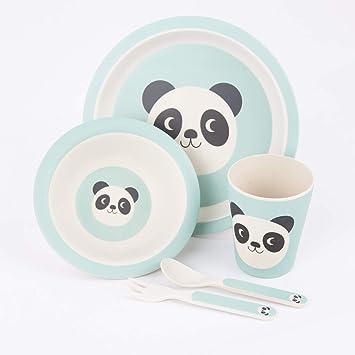 Miko der Panda Melamin Sch/üssel