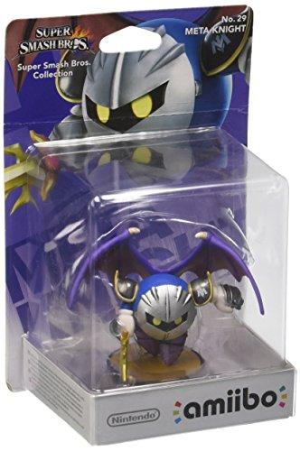 Meta Knight amiibo - Europe/Australia Import (Super Smash Bros Series) by Nintendo