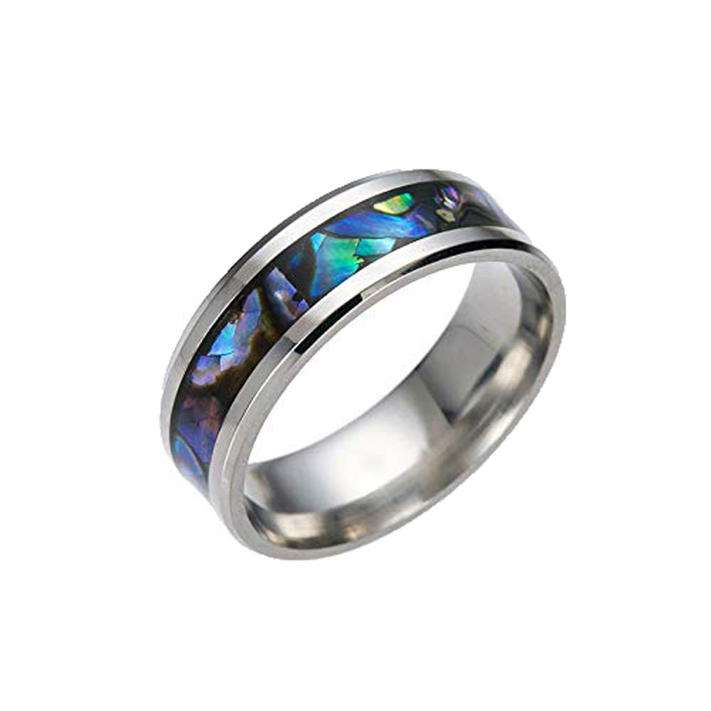 Rings for Teen Boys Girls,Yamally Women Men Silver Gold Plated Celtic Dragon Punk Rings Tungsten Carbide Wedding Rings