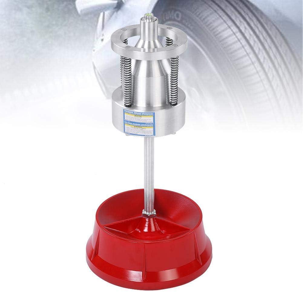 Car Truck Tragbare Naben Wheel Tire Balancer Bubble Level Heavy Duty Felge Car Wheel Balancer