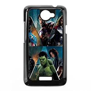 The Avengers FG0071177 Phone Back Case Customized Art Print Design Hard Shell Protection HTC One X