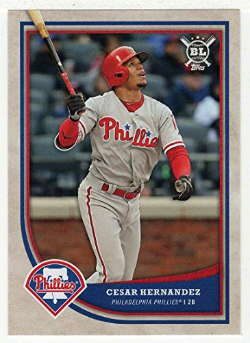 Cesar Hernandez (Baseball Card) 2018 Topps Big League # 386 NM/MT