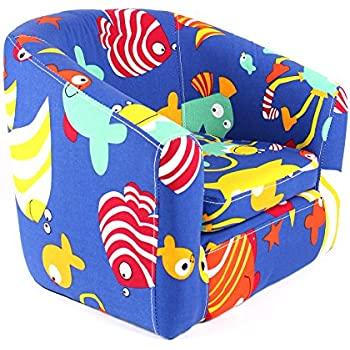 Amazon Com Emall Life Kid S Armchair Children S Roundy