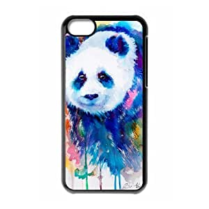 DIY Phone Case for Iphone 5C, Panda Cover Case - HL-R655242