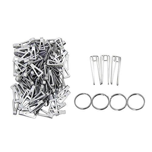 Keith ti1600/titanio colgante cadena Camping utensilios de cocina para colgar cadena 38/G