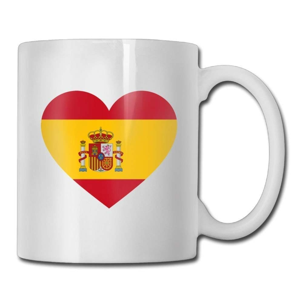 Taza Bandera de España