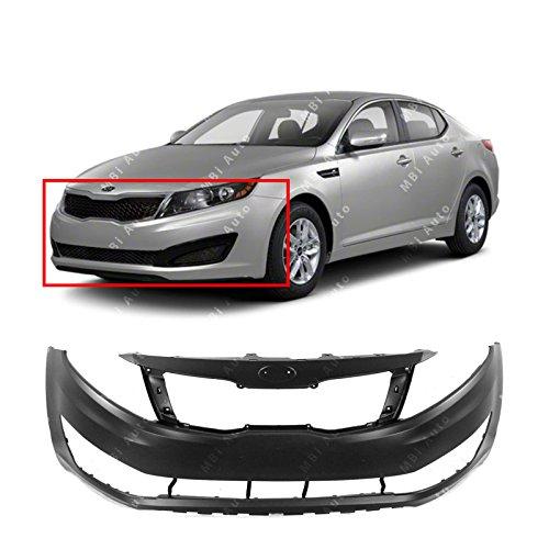MBI AUTO Primered, Front Bumper Cover Fascia for 2012 2013 Kia Optima 12 13, KI1000161