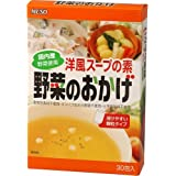 ムソー洋風スープの素 野菜のおかげ徳用 5g×30包
