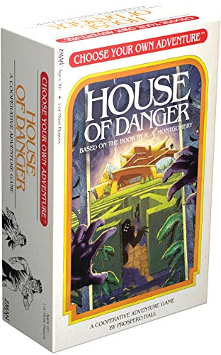 Choose Your Own Adventure: House of - Game Adventure Card