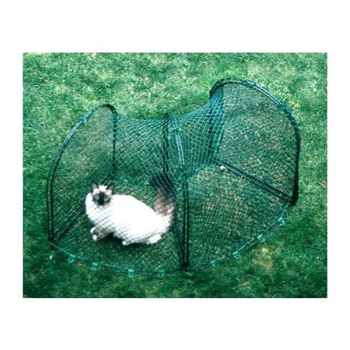 Curves Pet Play Enclosure (Set of 2) by Kittywalk Systems