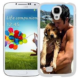 Durable Galaxy S4 Case Design with Josh Hutcherson White Phone Case for Samsung Galaxy S4 SIV S IV I9500 I9505