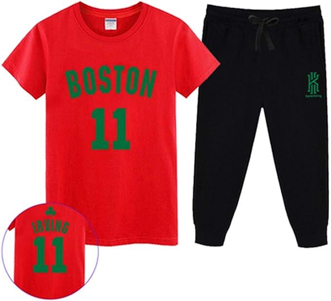 Fan Jersey Set Celts Kyrie Irving # 11 Camiseta De Manga Corta De ...