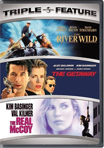 The River Wild / The Getaway / The Real McCoy (Triple Feature) by Universal Studios